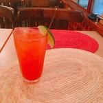 ロホ アミーゴキッチン - カンパリグレープフルーツ