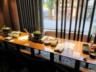 湘南 ゆるり。 平塚店 - パールルードを眺める席