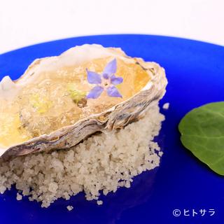 北海道産のちょっと贅沢なこだわりの旬の食材を使って