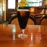 サージョンズカフェ イタリアーノヨコハマ - 【ランチ】セットの「アイスコーヒー」です。