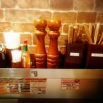 いきなりステーキ - その他写真:テーブルセット