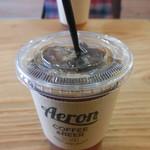 アーロン コーヒー&ビアスタンド - エスプレッソアップル