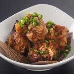 鶏の斬切 おろしポン酢