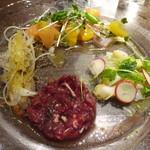 トラットリア クイント - 本日の前菜盛り合わせ