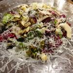トラットリア クイント - ママンのサラダ