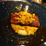 トラットリア クイント - 牛ハラミ肉のロースト