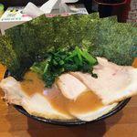 70523688 - チャーシュー麺海苔増し¥800+¥80
