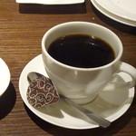 トラットリア クイント - コーヒー