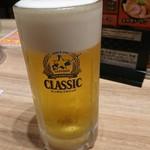 雪あかり - 中生ビール