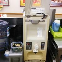 松屋-松屋 味噌汁の機会