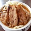 本気の焼豚 プルプル食堂 - 料理写真:本気の炙り焼豚そば