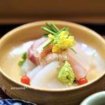料理 小松 - 料理写真:お造り
