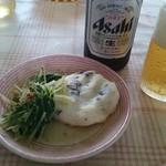 永代橋食堂 - 料理写真:かまぼこ