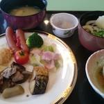 レストラン 四季 - 料理写真:うどん&more