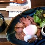四季 - ローストビーフ丼