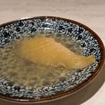 CINA New Modern Chinese - フカヒレ 白湯スープ