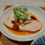 CINA New Modern Chinese - 鉢鉢鶏 四川よだれ鶏