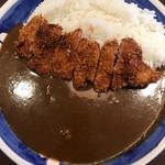 伽麗伊屋  - ロースカツカレー スープ付 @950-