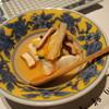 石和川 - 料理写真:ごま豆腐