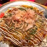 味のシマダ - 料理写真:広島焼きミックス