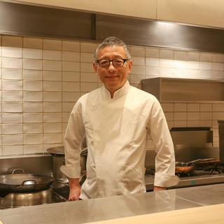 古田等氏(フルタヒトシ)―全国の食通を虜にした中華の名手