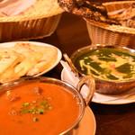 インド・ネパール創作料理スリスティ - 料理写真: