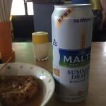 磯村屋 - ビールはコンビニで買ってくる
