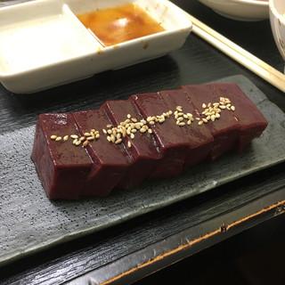 大幸園 - 料理写真:レバブツ焼き(1,050円)
