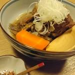 彌三郎 - 牛すじ煮込み