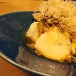 彌三郎 - お豆腐は姪の好物(´,,•ω•,,`)