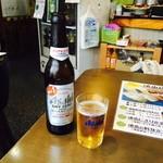 いその香り - ノンアルコールビール(440円)