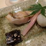 鮨みやもと - 甘鯛塩焼き
