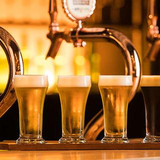 ビール工場直送の美味しいビール