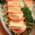磯や - 豆腐サラダ