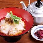 大漁市場 魚ます - 海鮮わさび茶漬け
