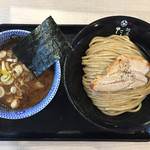 麺屋 たけ井 - 魚介つけ麺(並)880円
