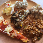 ファーマーズガーデン - ピザ、皿うどん、ジャンバラヤ
