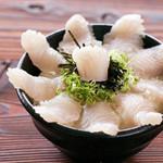 島の漁師めし 淡路島生サワラ丼