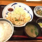 おふくろの味 3・5食堂 - 日替わり チキン南蛮定食