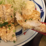 おふくろの味 3・5食堂 - お肉は薄いけど大きめ