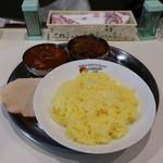 セイロン345 - 料理写真:Aセット(スリランカカレーセット)