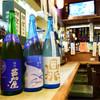 小料理・味処 えん - ドリンク写真:夏酒 3種 呑み比べ@1300円+税:第3弾とのこと