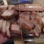 らーめん厨房 どる屋 - 焼豚スペシャルパック1000円