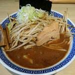 70548517 - つけ汁~(*´ω`*)炒め野菜入れました!