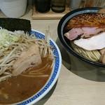 70548519 - 特製つけ麺 1000円
