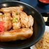 Kouraikan - 料理写真:竜田丼とミニチャーハン