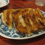 笑福 - 料理写真:餃子