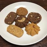 菓樹工房 ユーカリプティース - ざくざくクッキー