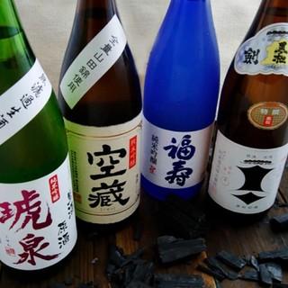 【日本酒にこだわる】和酒