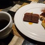 sakabasammaruni - ドルチェ、コーヒー